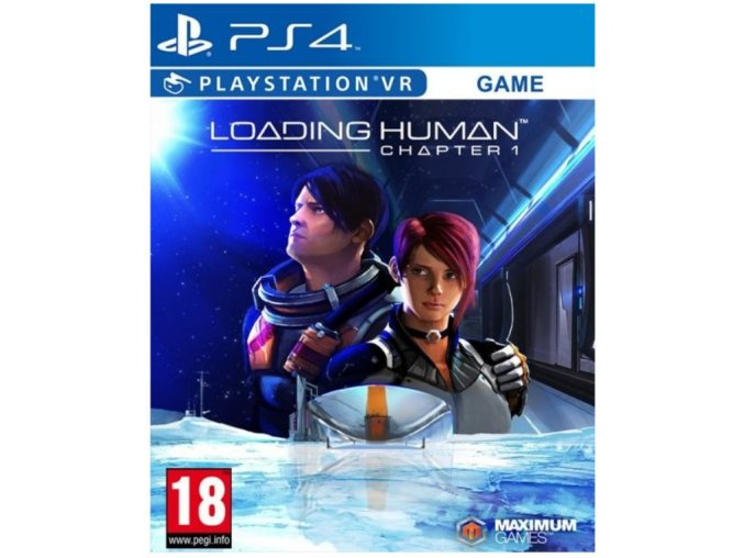 PS4 Loading Human Chapter 1 VR