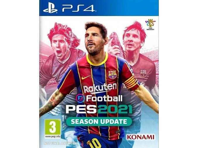 PS4 Pro Evolution Soccer 2021 Season Update