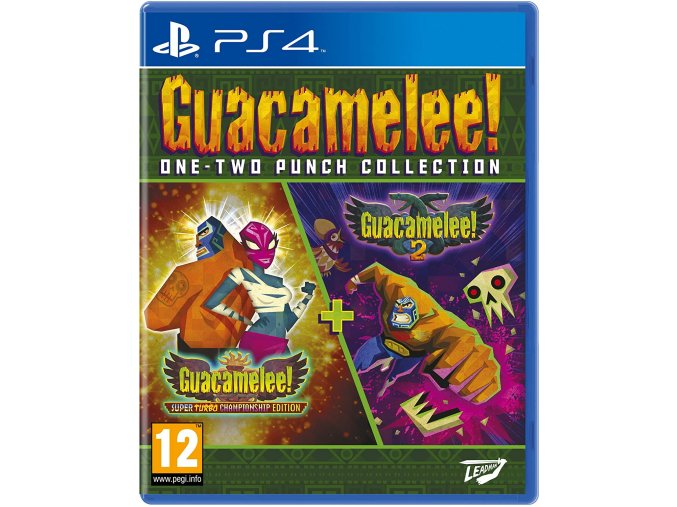 PS4 Guacamelee! One Two Punch Collection