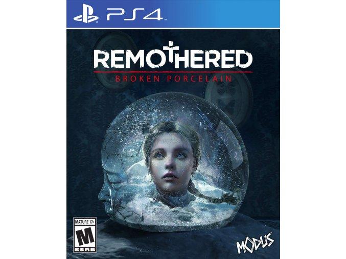 PS4 Remothered Broken Porcelain