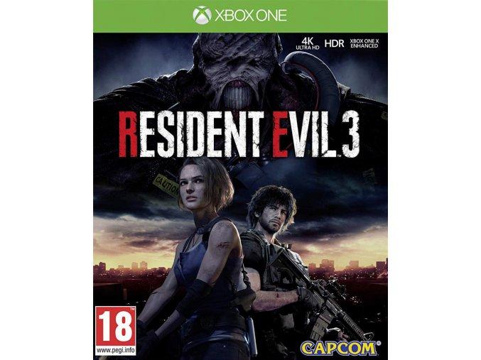 Xbox One Resident Evil 3