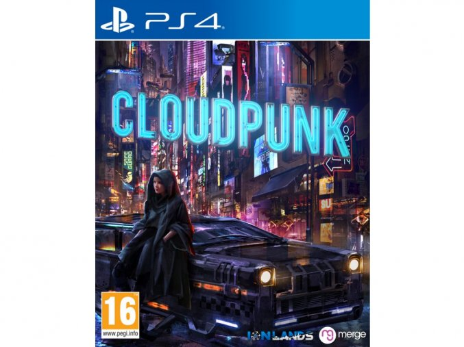 PS4 CloudPunk
