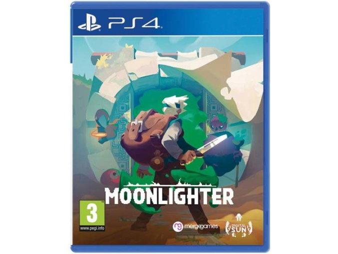 PS4 Moonlighter