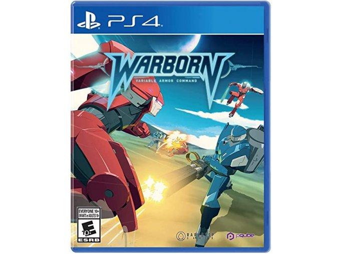 PS4 Warborn