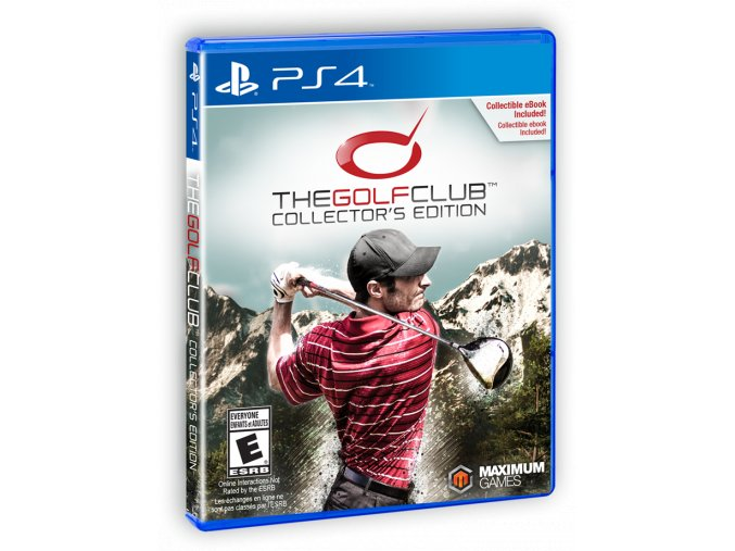PS4 The Golf Club - Collectors Edition