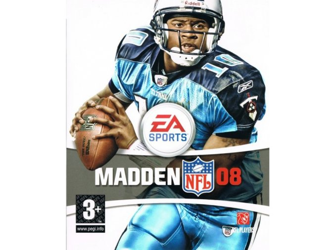 PS3 Madden NFL 08