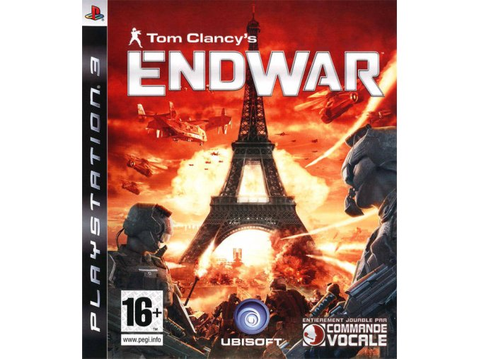 PS3 Tom Clancys EndWar