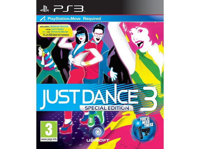PS3 Just Dance 3 (Special Edition)