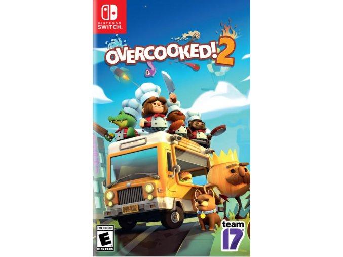 Nintendo Switch Overcooked! 2