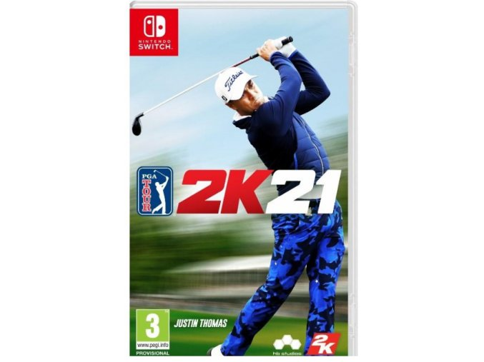 Nintendo Switch PGA Tour 2K21