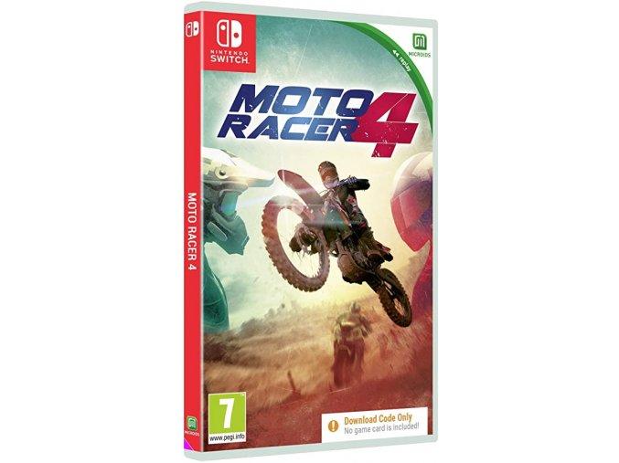 Nintendo Switch Moto Racer 4