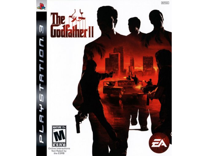 PS3 The Godfather 2