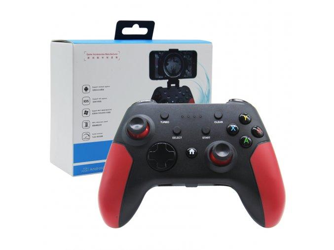 Wireless Gamepad pro PC a mobilní telefon