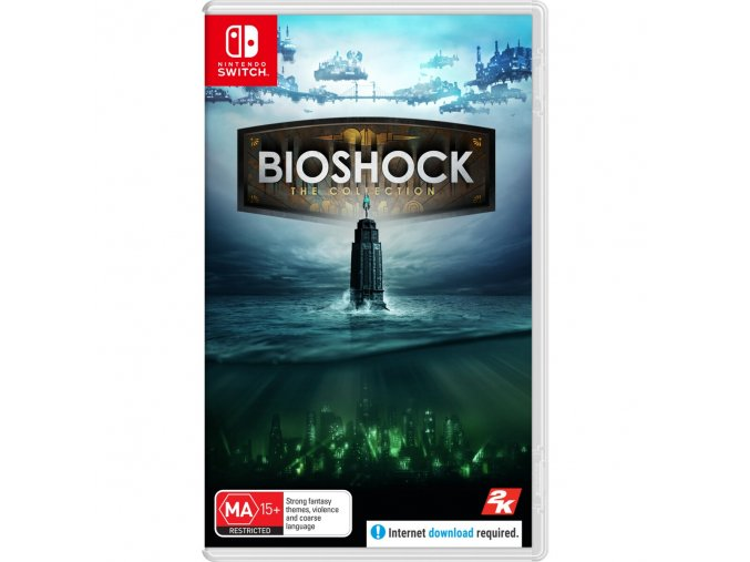 Nintendo Switch Bioshock: The Collection