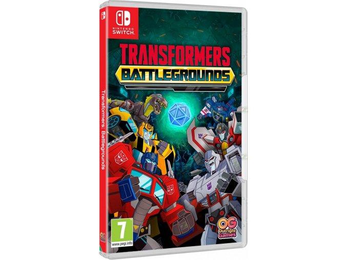 Nintendo Switch Transformers: Battlegrounds