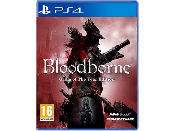 PS4 Bloodborne GOTY Edition