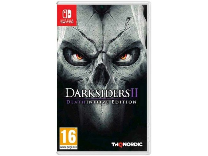 Nintendo Switch Darksiders 2 (Deathinitive Edition)