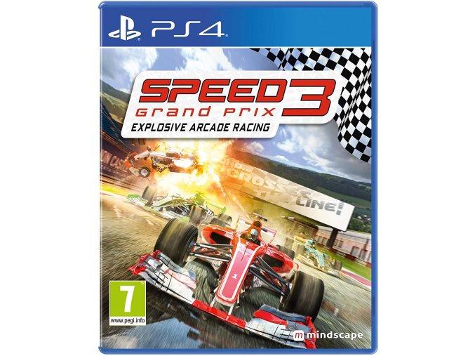 PS4 Speed 3: Grand Prix