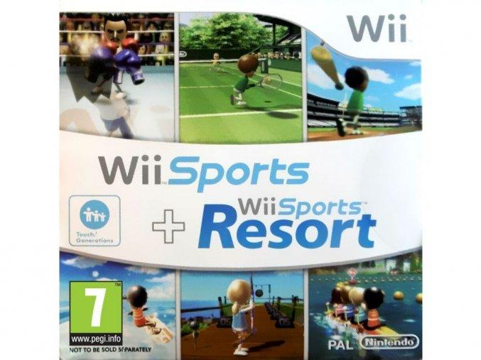 Nintendo Wii Sports - Wii Sports Resort
