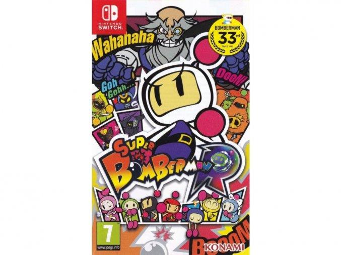 Nintendo Switch Super Bomberman R