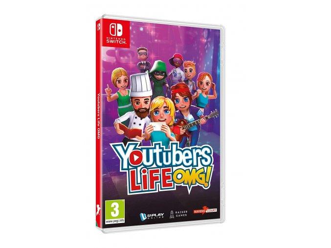 Nintendo Switch YouTubers Life OMG
