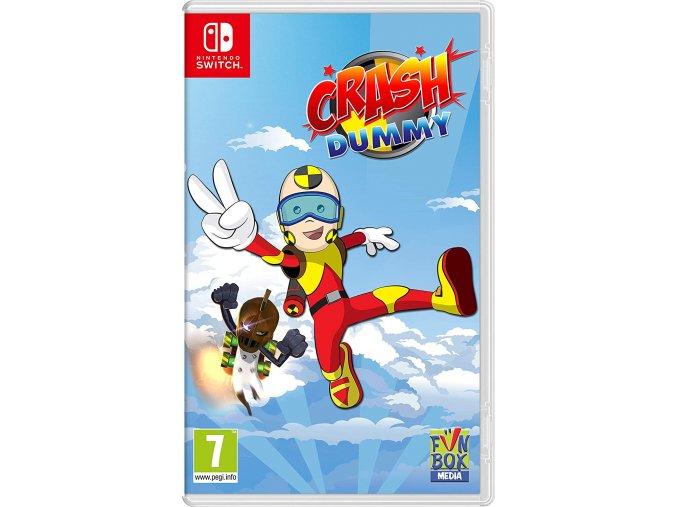 Nintendo Switch Crash Dummy
