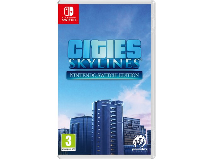 Nintendo Switch Cities Skylines Nintendo Switch Edition