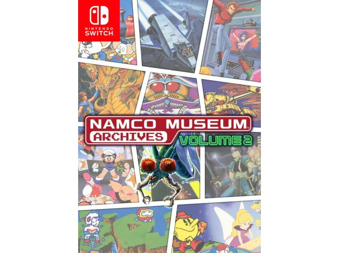 Nintendo Switch Namco Museum Archives Volume 2
