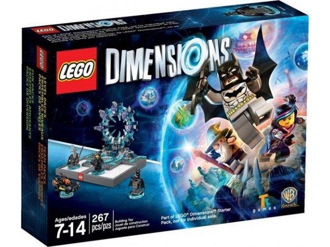 LEGO Batman 71173 DIMENZE Starter Pack