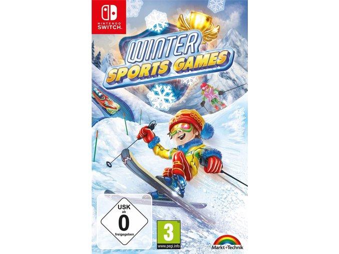 Nintendo Switch Winter Sports Games