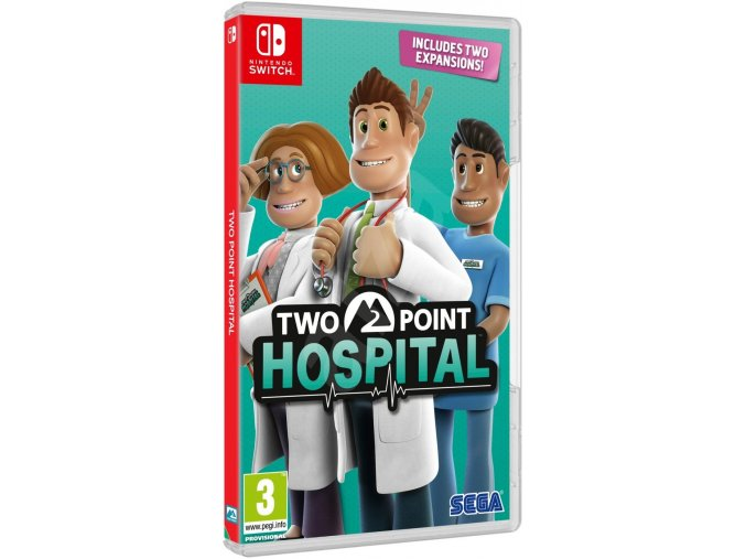 Nintendo Switch Two Point Hospital