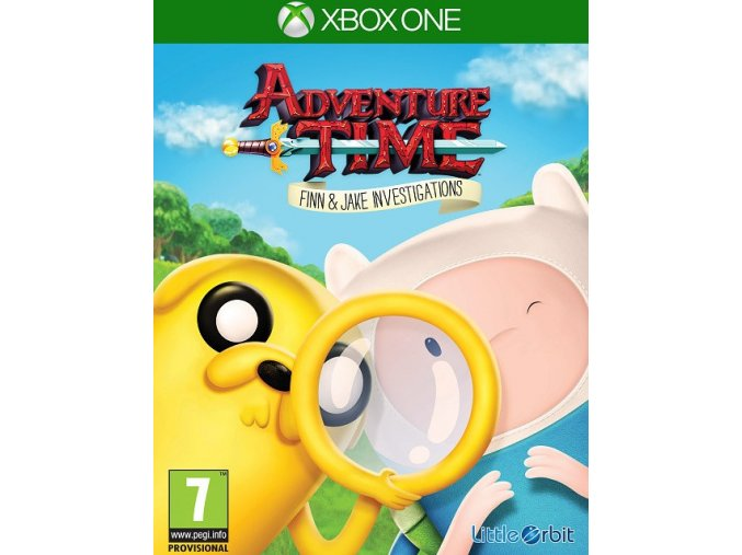 Xbox One Adventure Time: Finn and Jake Investigations