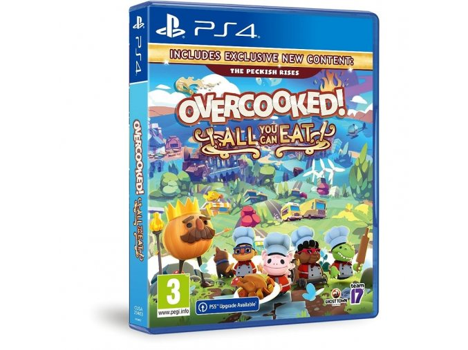 PS4/PS5 Overcooked! All You Can Eat