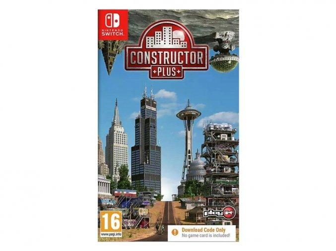 Nintendo Switch Constructor Plus CZ