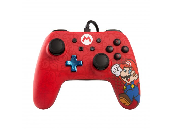 Nintendo Switch Power A Wired Controller Super Mario