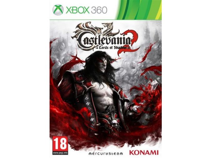 Xbox 360 Castlevania: Lords of Shadow 2