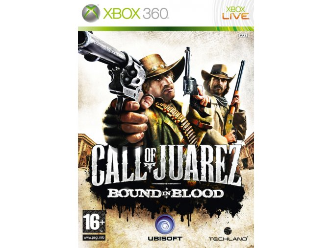 Xbox 360 Call of Juarez: Bound in Blood