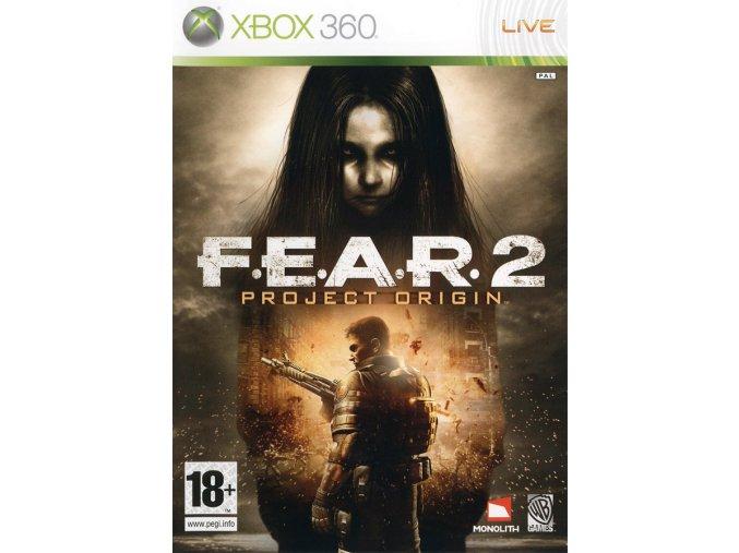 Xbox 360 FEAR 2: Project Origin