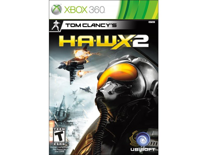 Xbox 360 Tom Clancy's HAWX 2