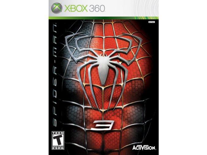 Xbox 360 Spiderman 3