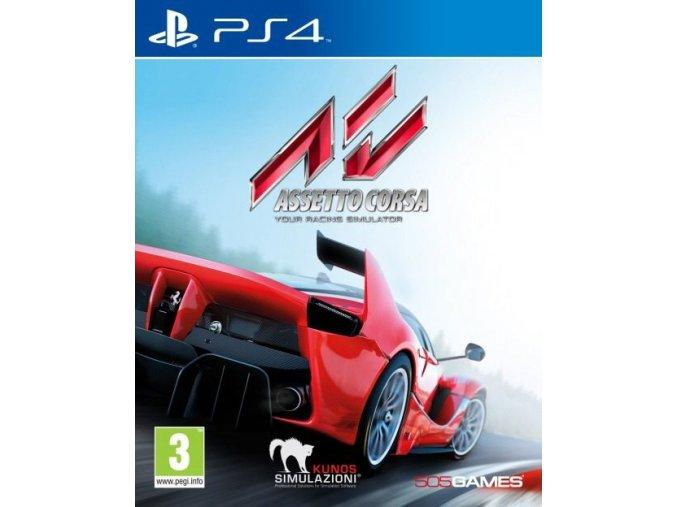 PS4 Assetto Corsa