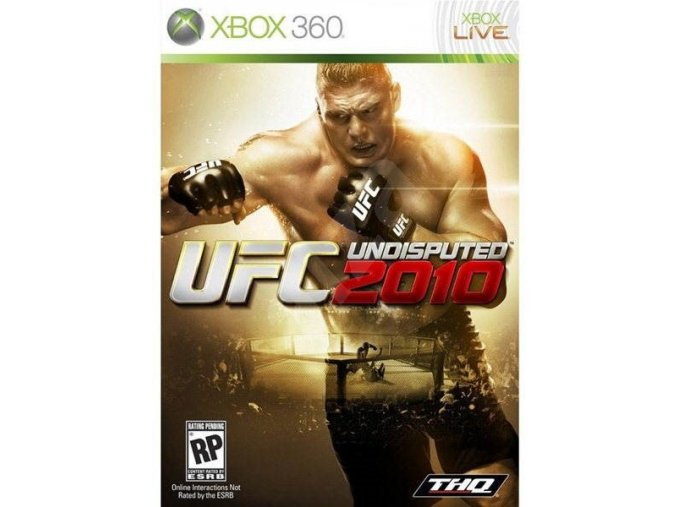 Xbox 360 UFC Undisputed 2010