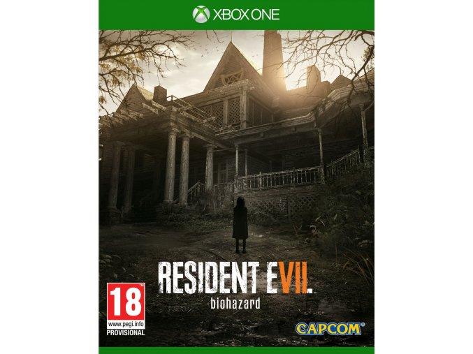Xbox One Resident Evil 7: Biohazard