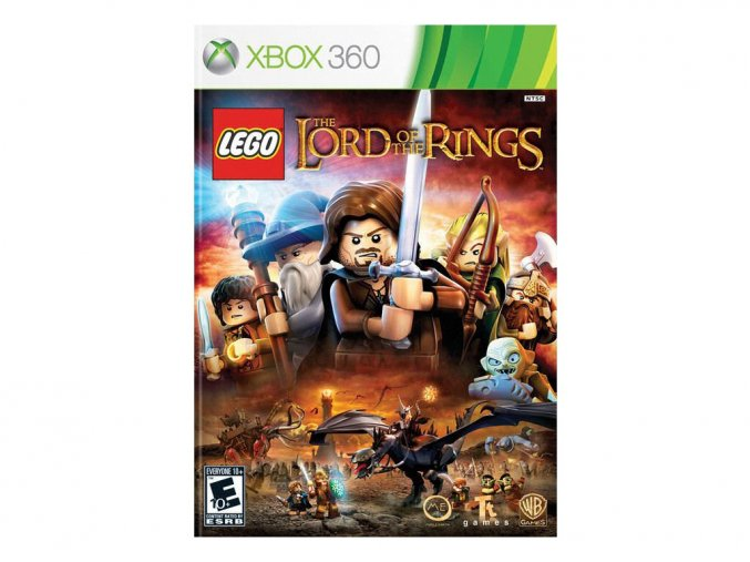 Xbox 360 LEGO The Lord of the Rings