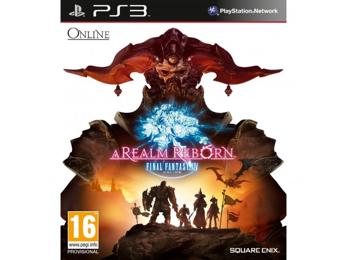 PS3 Final Fantasy XIV: A Realm Reborne