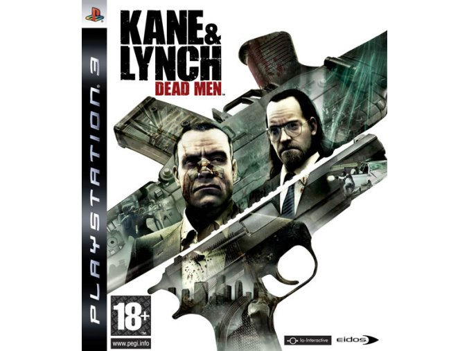 PS3 Kane & Lynch: Dead Men