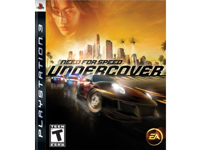 PS3 Need for Speed: Undercover
