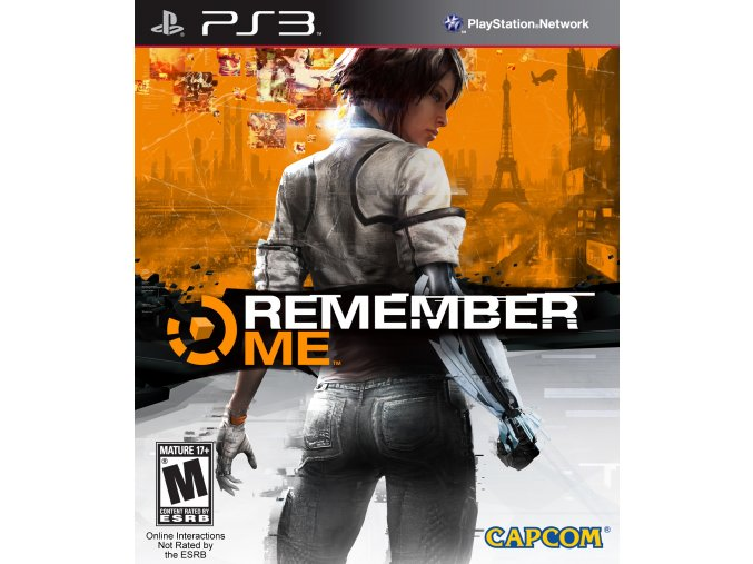PS3 Remember Me