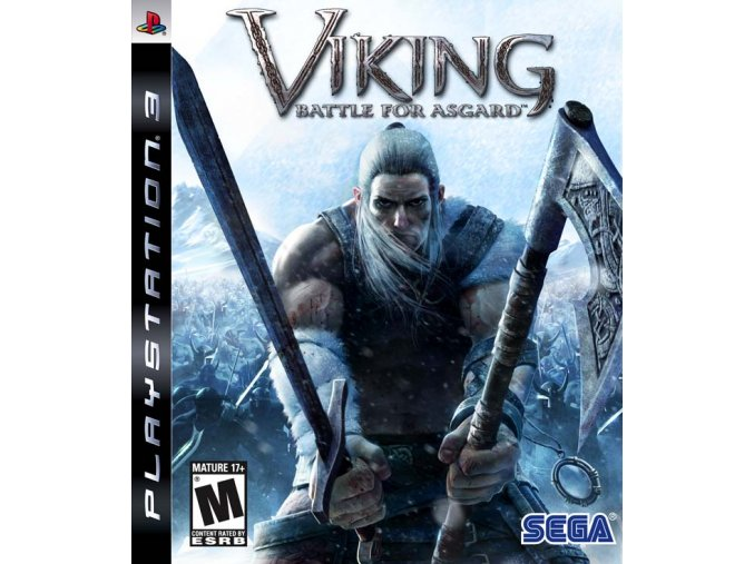 PS3 Viking: Battle for Asgard