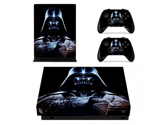 Xbox One X Polep Skin Star Wars
